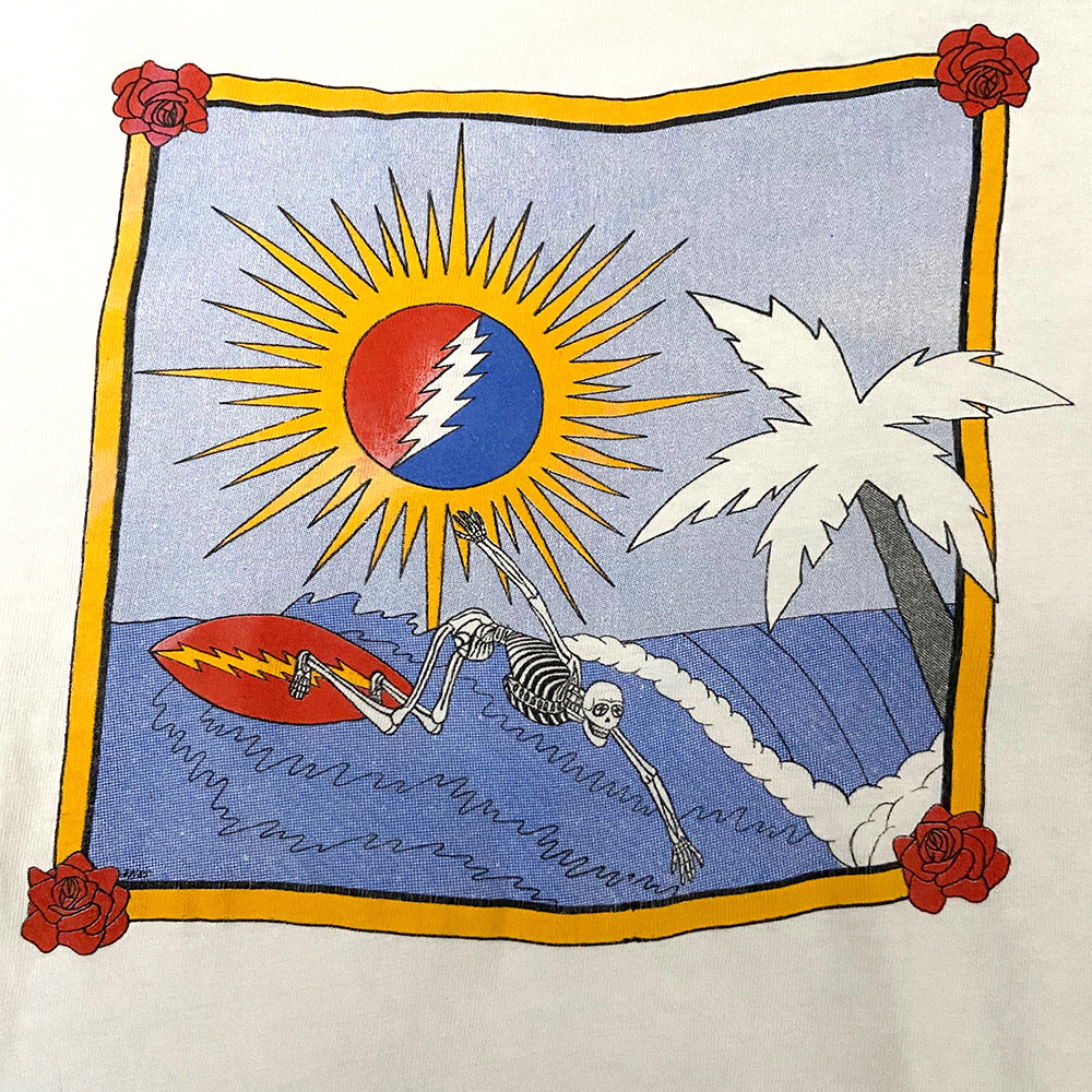 Vintage 80's Grateful Dead Surf T-Shirt