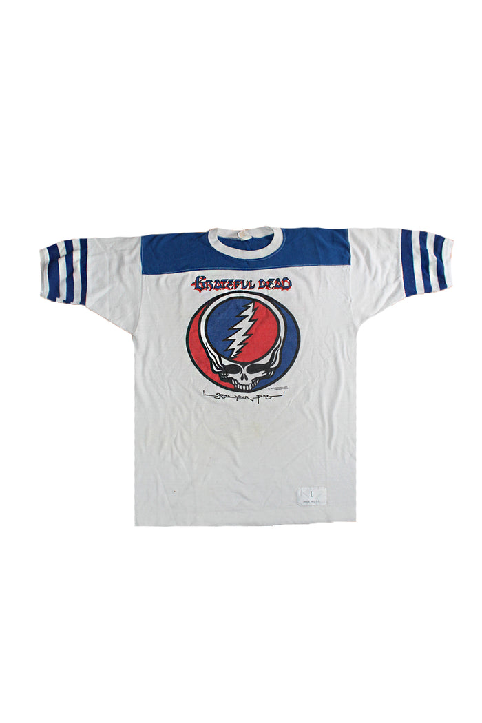 1976 steal your face grateful dead vintage t-shirt