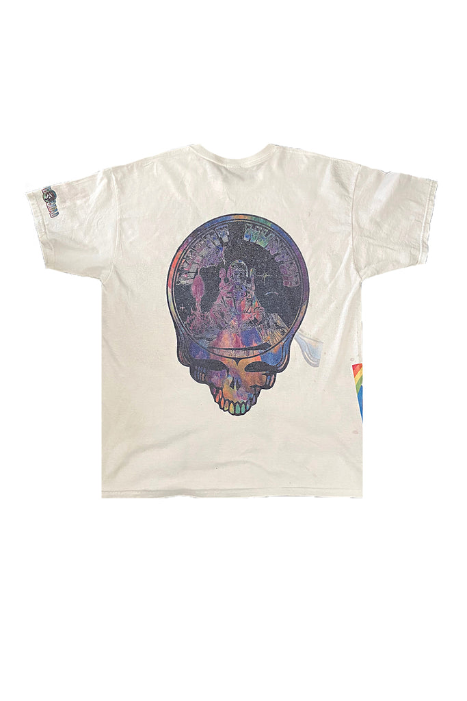 Vintage 90's Robert Hunter Grateful Dead Test Print T-Shirt