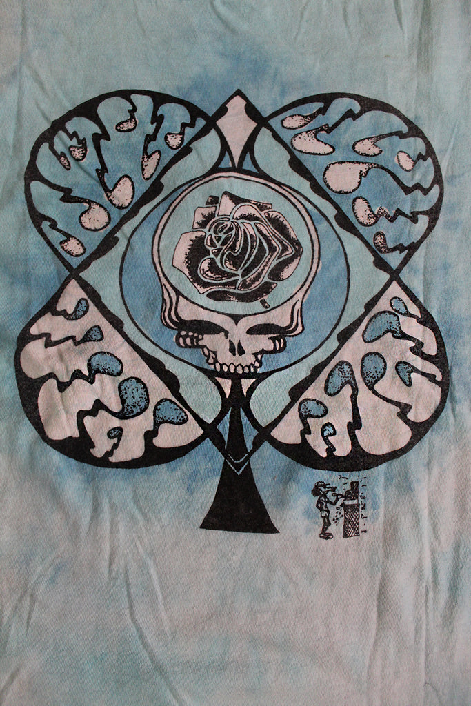 Vintage 70's Grateful Dead Fan Art 90's Luna City T-Shirt