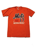 Keith Hernandez New York Mets Vintage T-Shirt 1980's///SOLD///