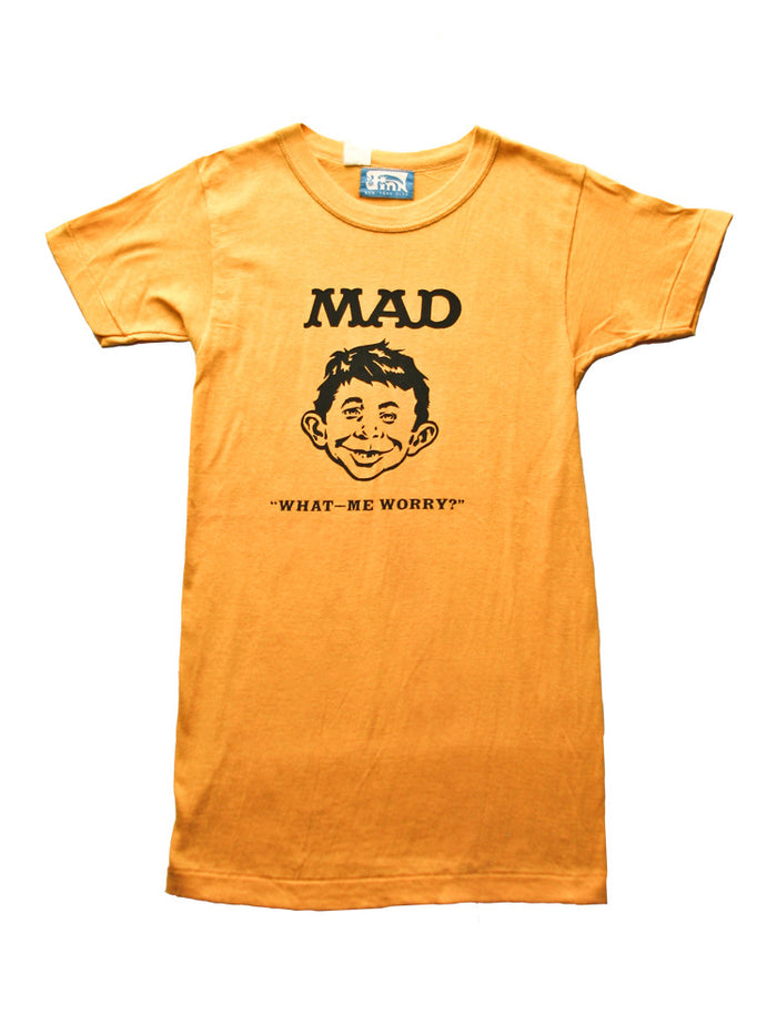 Mad Vintage T-Shirt 1970's ///SOLD///