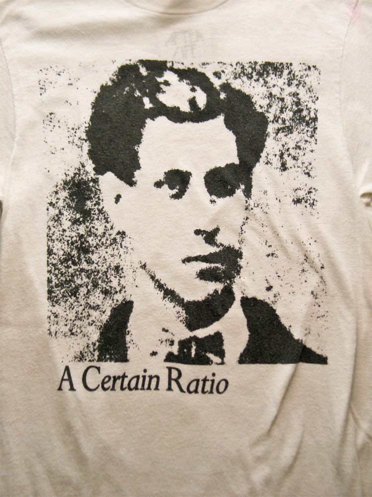 A Certain Ratio Vintage T-shirt 1980's///SOLD///