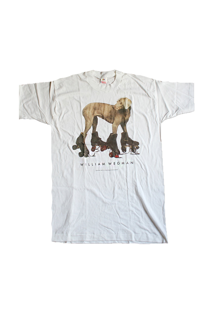 william wegman t-shirt art