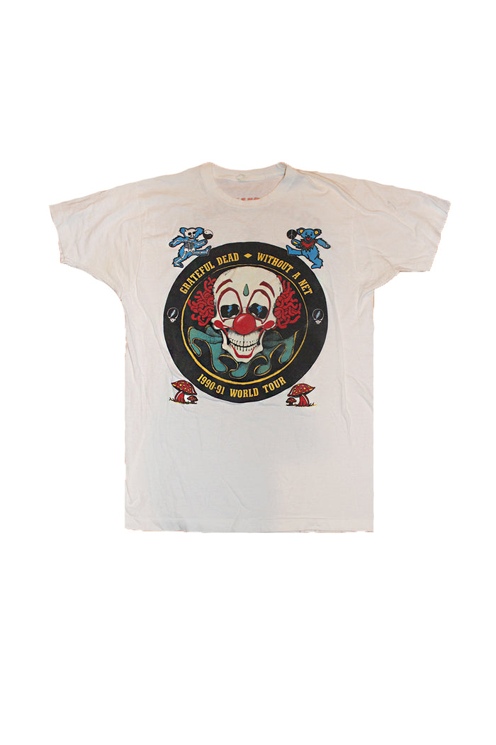 Vintage 90's Grateful Dead World Tour T-Shirt