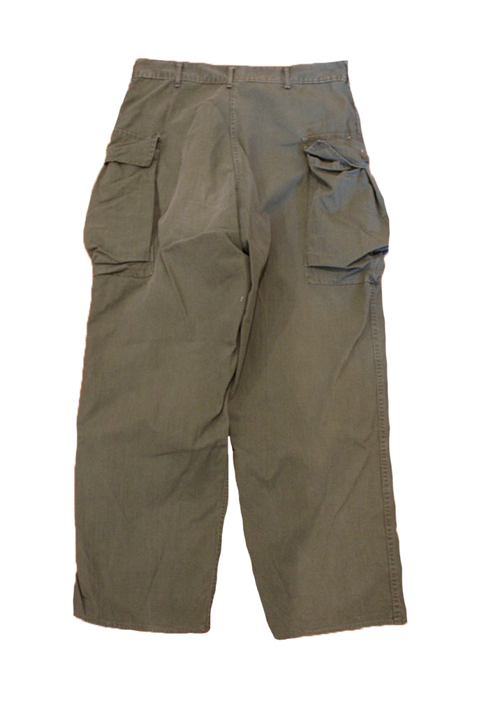 Vintage WWII HBT USMC Trousers ///SOLD///