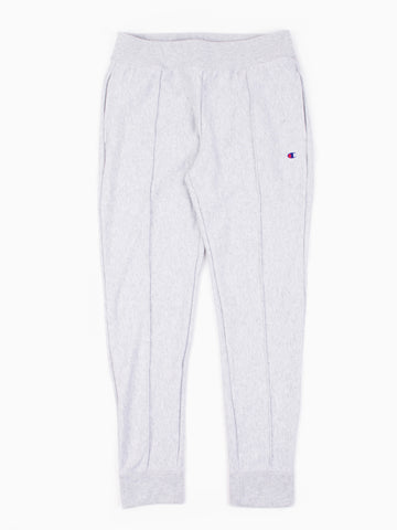 Rib Cuff Sweat Pant Heather Grey