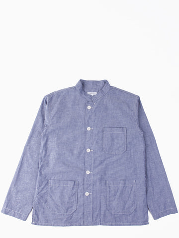 Dayton Shirt Lt. Blue Lt. Weight Cotton Chambray