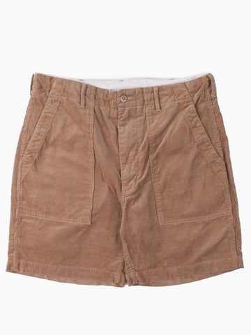 Fatigue Short Khaki 14W Cord