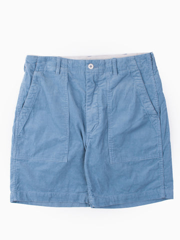 Fatigue Short Lt. Blue 14W Cord
