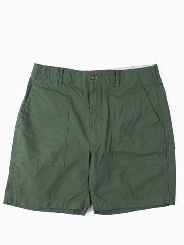 Fatigue Short Lt. OIive Cotton Ripstop