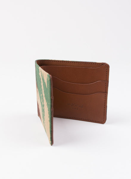 "French ""Lizard"" Camo Wallet"