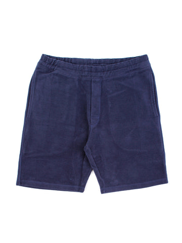 Jarl Solid Brushed Short Navy