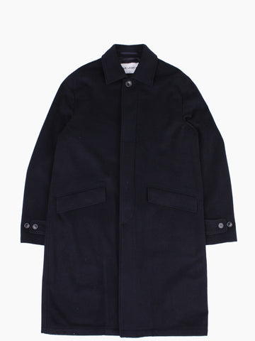 Classic Carcoat HP Navy Cash Wool