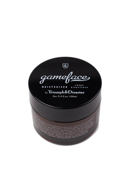 Gameface Moisturizer Jar - 100ml