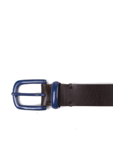 Coniston Belt Dark Brown
