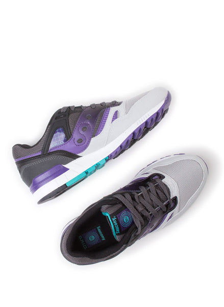 Grid SD Grey/Purple