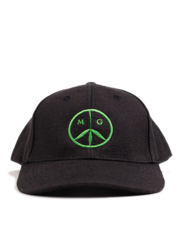 Peace Cap Black/Green