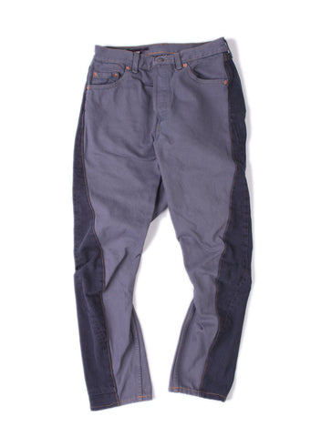 Rebuild Dimension Jean Purple Dye SIZE 30