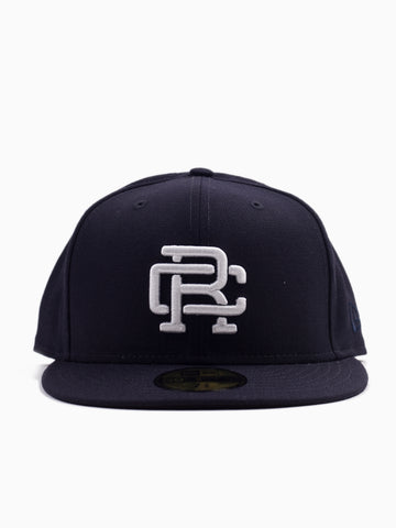 New Era RC Embroidered Hat Navy