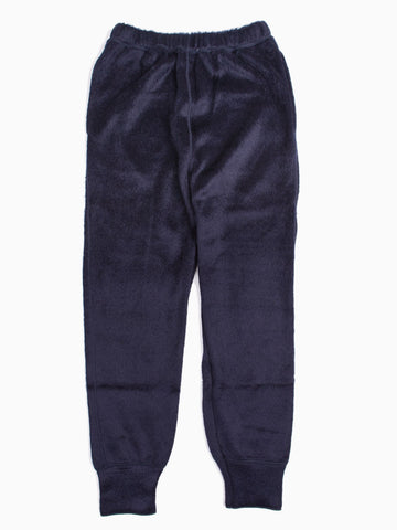 String Easy Pant Shaggy Navy