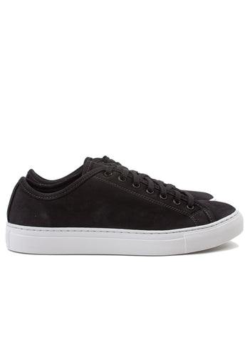 Veneto Low Black Nubuck