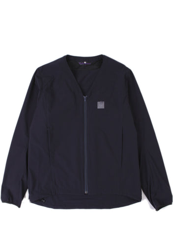 Warm-up V Neck Jac Poly Ripstop Navy