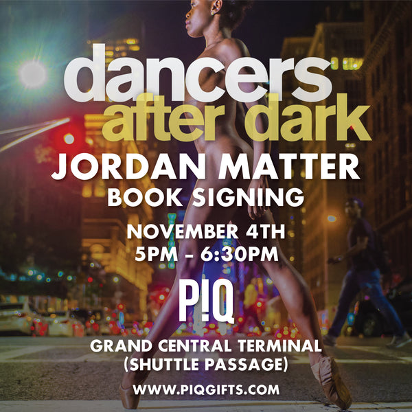 Questions with Jordan Matter: Shooting Dancers After Dark