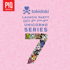 Unicorno Series 7 Launch Party 10/4  @ PIQ Grand Central