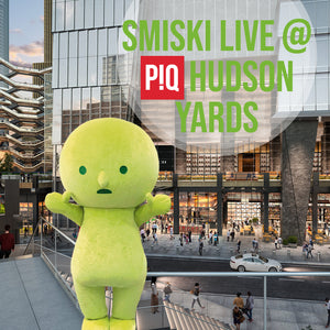 Smiski In Person @ the PIQ Hudson Yards Grand Opening