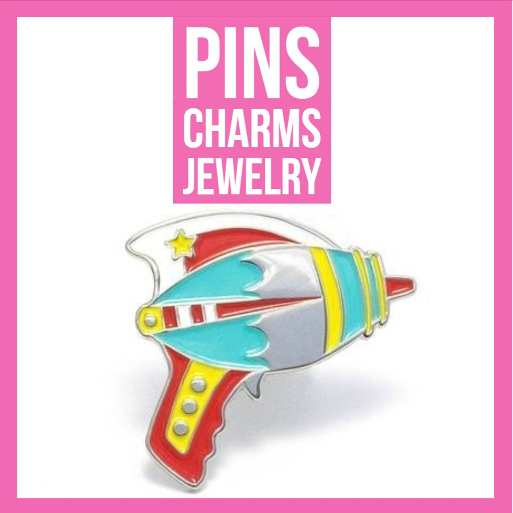 Pins Charms, Jewelry