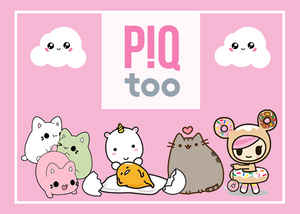Link: PIQtoo Kawaii Shop