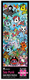 Tokidoki Sea Punk Puzzle Tower