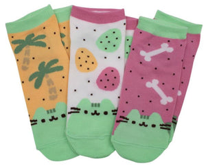 Pusheen Socks 3-Pack - PIQ