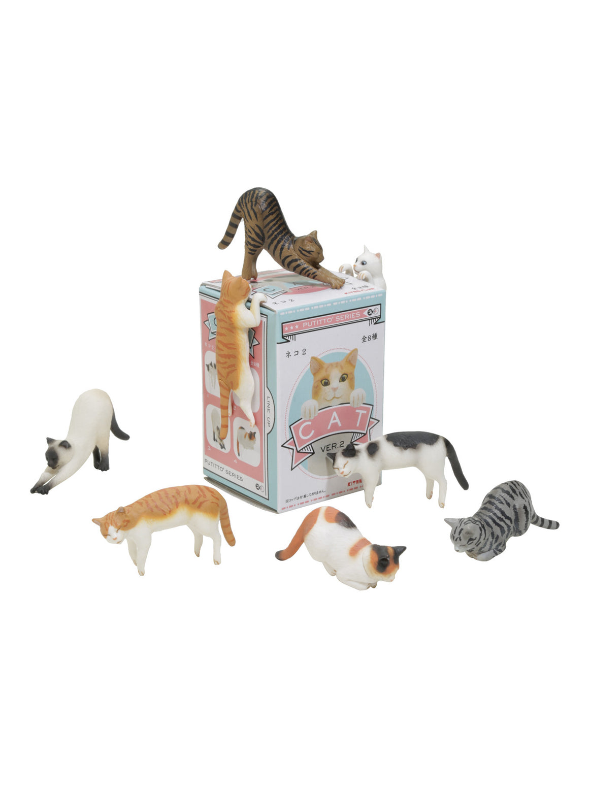 Cat Blind Box Series 2