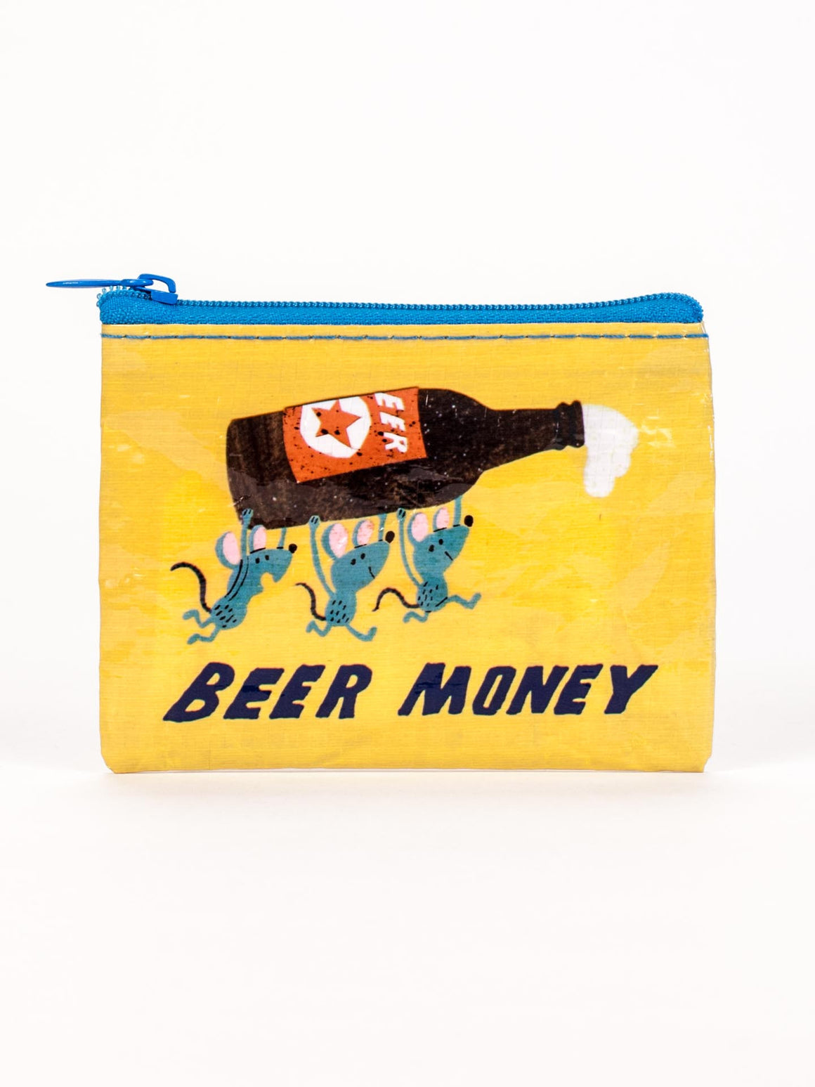 Beer Money Coin Purse by Blue Q