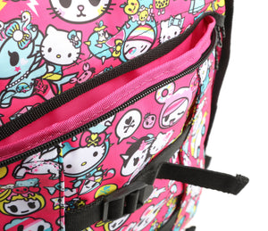 Tokidoki x Hello Kitty Kawaii Collection Backpack
