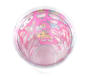 tokidoki x Hello Kitty Straw Cup: Kawaii Collection
