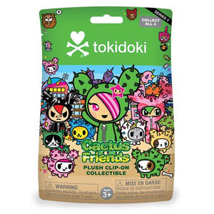 Tokidoki Blind Bag Plush Cactus Friends Plush - PIQ