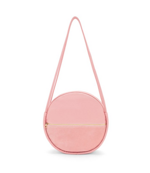 The Amigo Circle Bag - Rose