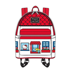 Loungefly x Sanrio Hello Kitty House  Mini Backpack