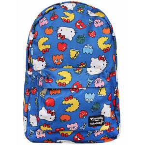 Loungefly x Hello Kitty x Pac Man Backpack