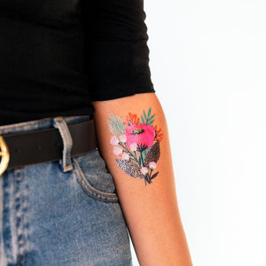 Tattly May Bloom Temporary Tattoos