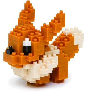 Nanoblocks x Pokemon - Eevee