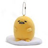 Gudetama Sitting Up Keychain