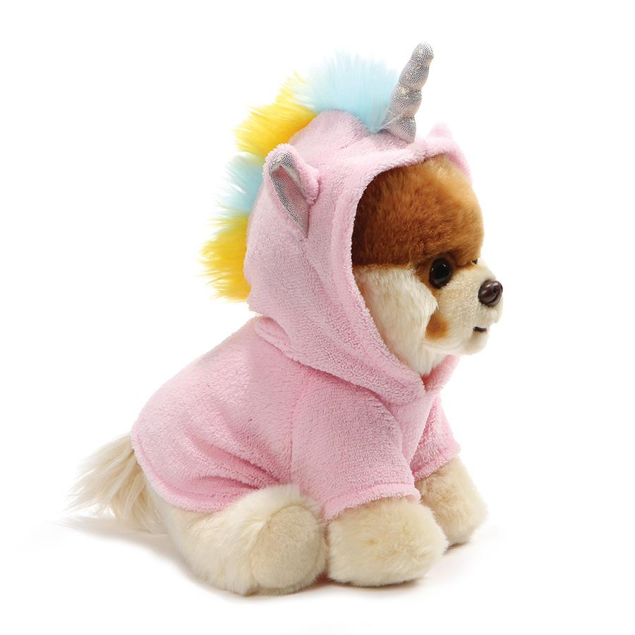 "Boo Unicorn 9"" Plush - PIQ"