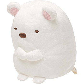 "Medium Sumikko Gurashi Shirokuma 9"" Plush By San X"