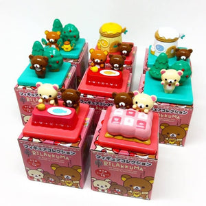 Rilakkuma Figure Scene Blind Box Series San-X