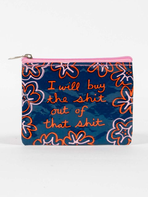 I would Buy The Shit Out Of  That Shit Coin Purse - PIQ