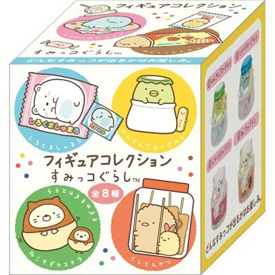 Sumikko Gurashi Candy Shop Treats Blind Box Series San X
